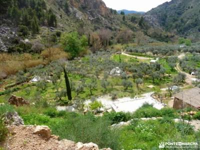 Alpujarra Granadina-Viaje Semana Santa;viajes de una semana febrero trekking material sin guias send